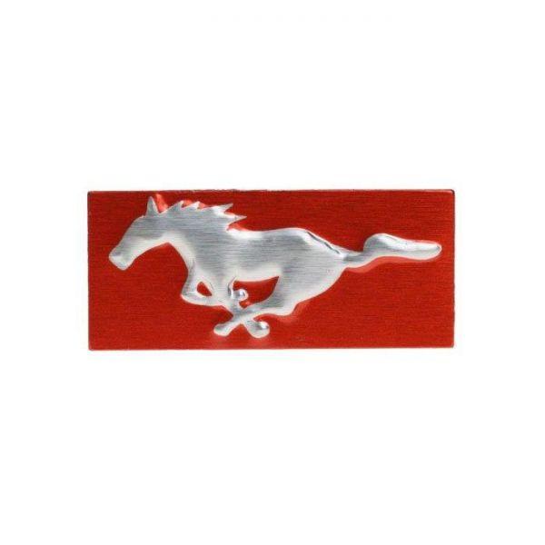 """""""Running Horse"""" Emblem Armaturenbrettverkleidung"""