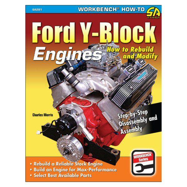 Werkstatthandbuch Ford Y-Block