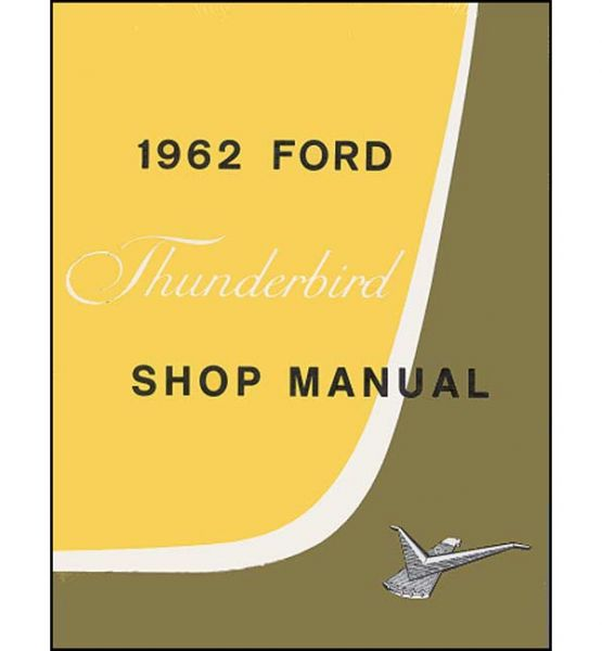 Buch Shop Manual, Bj 62-63