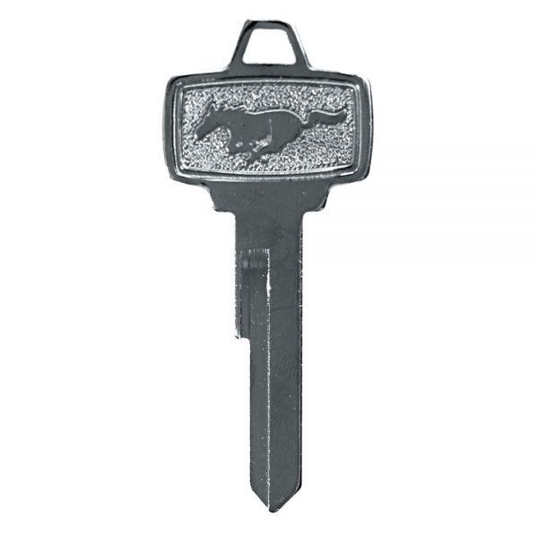 Schlüsselrohling, Tür-/Zündschloss, Bj. 64-66