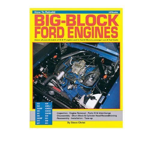 Reparaturhandbuch Buch V8 Big Block Ford 332 360 389 390 427 428