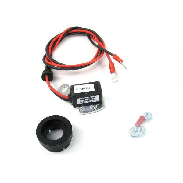 Pertronix Umbausatz Kontaktlose Zündung V8, Einfacher Kontakt, Bj 57-74