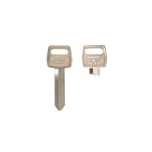 Schlüsselrohling, Tür oder Zündschloß, Bj. 67-73