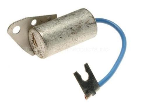 Kondensator für 6 od. 8 Zyl. Ford, Premium Qualität