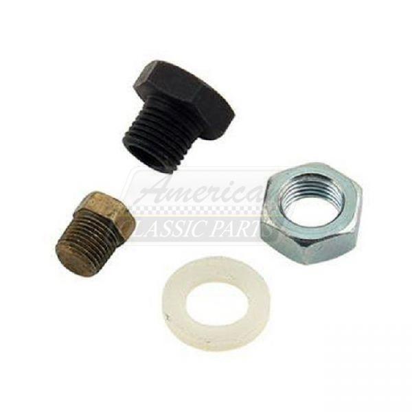 Ölablaßschraube für Getriebeölwanne (Nachrüstung)