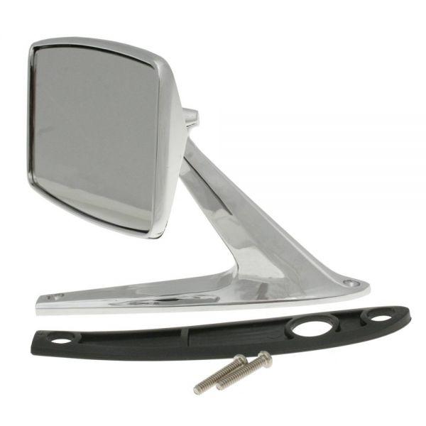 Außenspiegel, rechteckig, RH = LH, Bj. 67-68