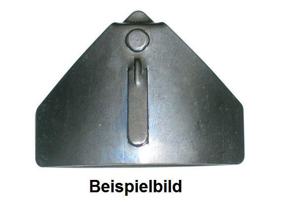 Klemme, Schwellerleiste RH + LH, Bj. 65-66
